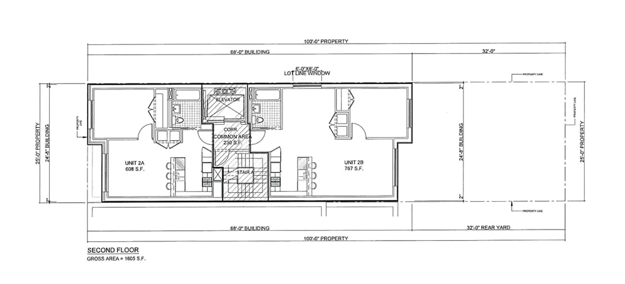 Floor Plan - 2th Floor